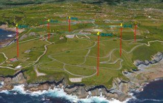 Planificación de vuelo con drones en Asturias