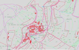 Topografía de Catastro